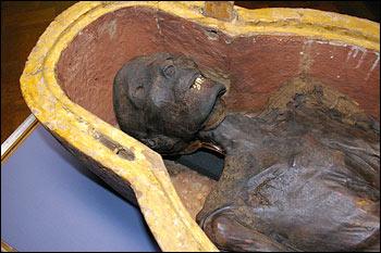Болтонская мумия « сын Рамсеса II
