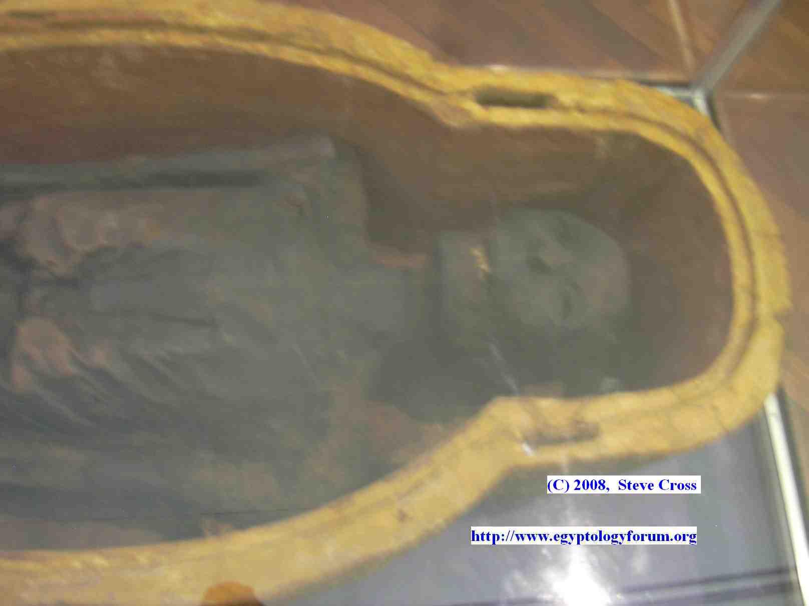 Фото мумии Болтонского музея. Новое царство.