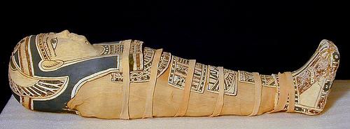 Питтсбургская мумия