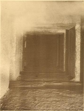 Коридор в пирамиде